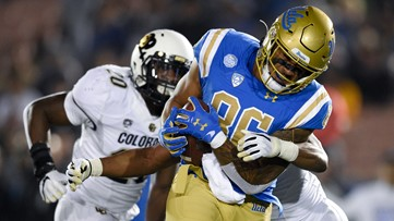 CU falls to UCLA, Buffs lose fifth game in a row