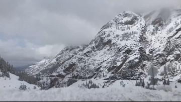 22 unexploded avalanche charges remain in high country