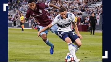 Whitecaps extend Rapids' winless streak to 10 games