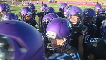 9News Prep Game of the Week: Lutheran upsets No. 3 Green Mountain in close contest