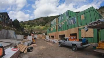 Building boom underway in Red Cliff