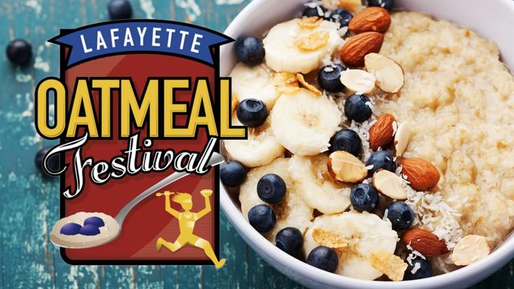 Lafayette Oatmeal Festival  BETTER