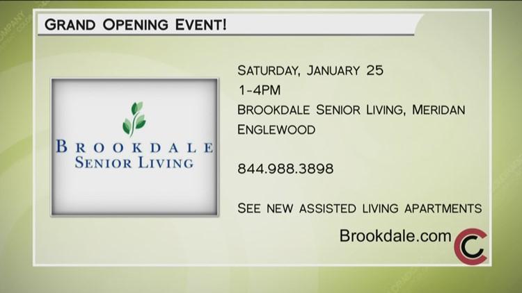 Brookdale Senior Living - January 23, 2020