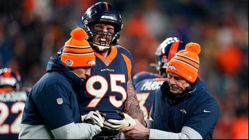 Broncos notes: Wolfe's season in jeopardy following serious elbow injury