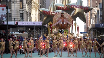 93rd Macy's Thanksgiving Day Parade to air on 9NEWS
