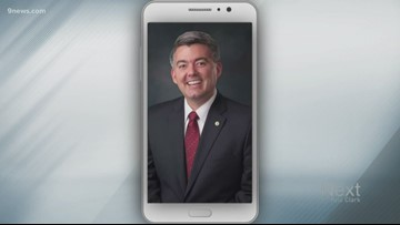 Oops, wrong number: This woman gets a lot of your angry messages for Cory Gardner