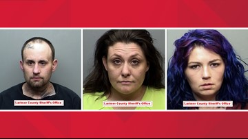 3 suspects arrested in connection to Fort Collins fitness center thefts