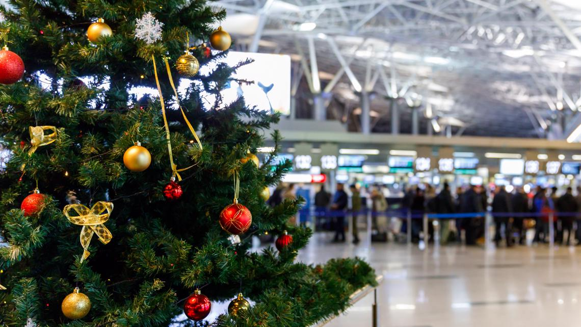 VOTE NOW: Have you booked your holiday travel?