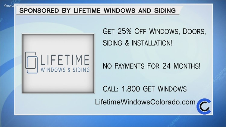 Lifetime Windows and Siding - June 15, 2021