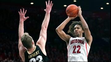 Arizona earns dominant 75-54 win over No. 20 Colorado