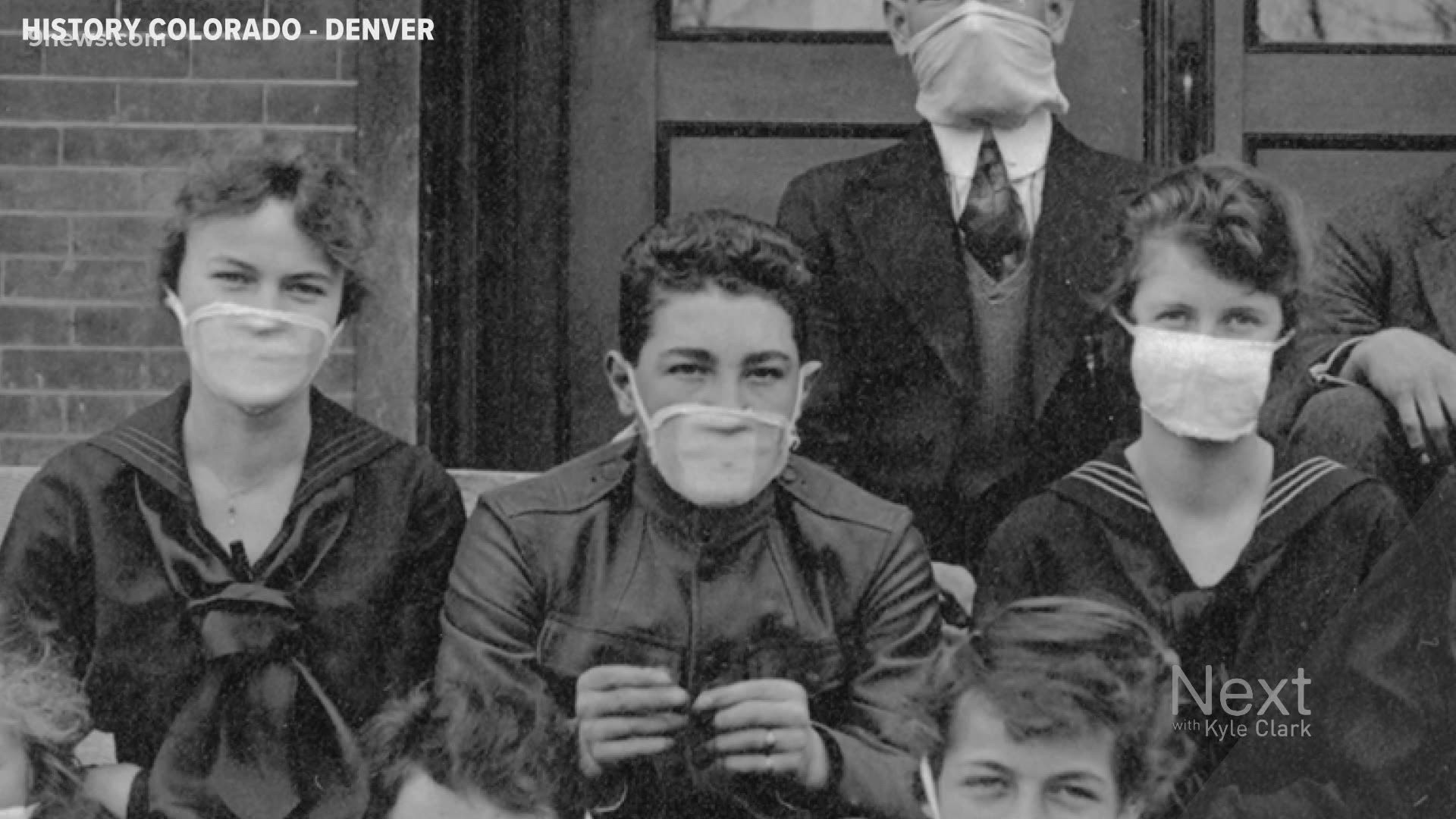 What Can Colorado Learn From The 1918 Pandemic 9news Com