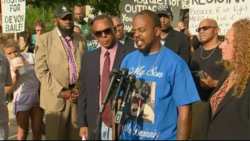 Family of De'Von Bailey want state officials to intervene in investigation of fatal officer involved shooting