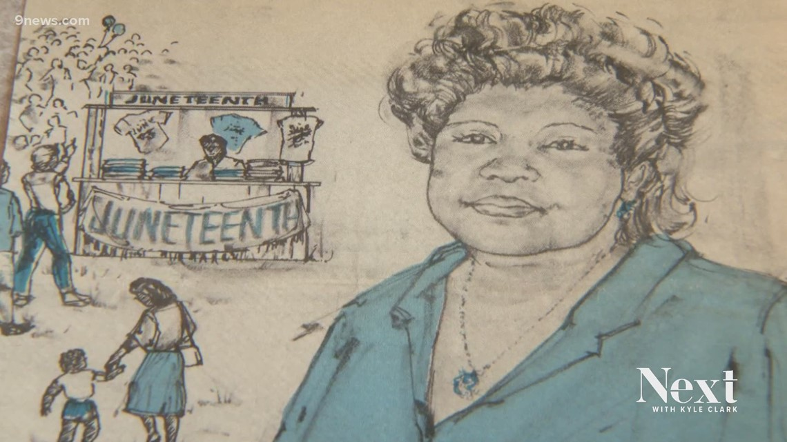 Zona Moore: A Five Points icon synonymous with Juneteenth