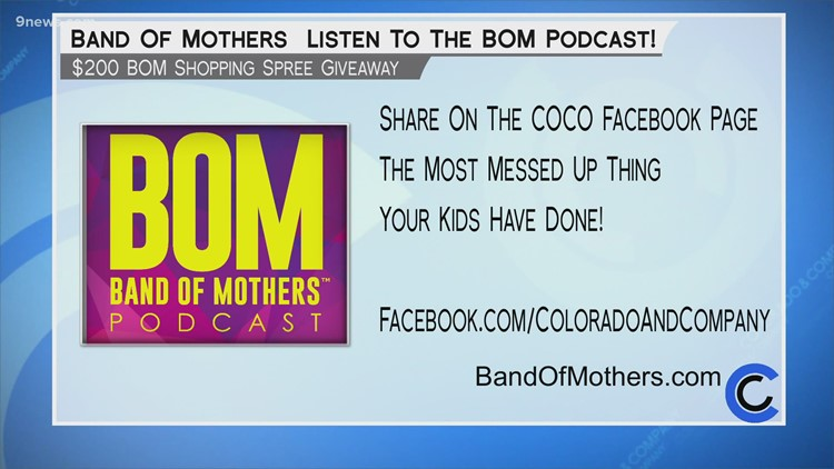 Band of Mothers - May 5, 2021