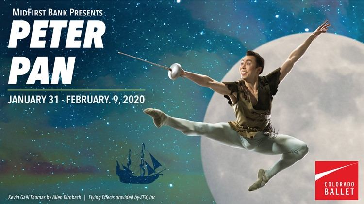 Colorado Ballet Peter PAN