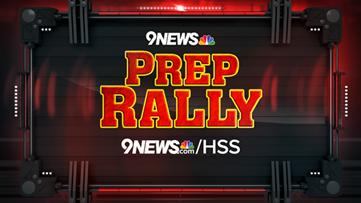 Saturday morning Prep Rally (2/22/20)