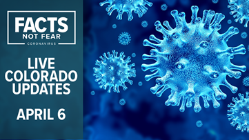 Colorado coronavirus latest,  April 6: King Soopers limiting number of shoppers