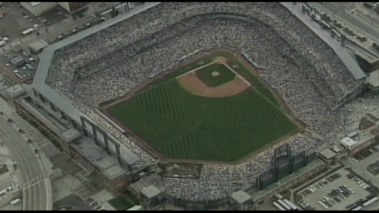 Denver hosted its first MLB All-Star game in 1998