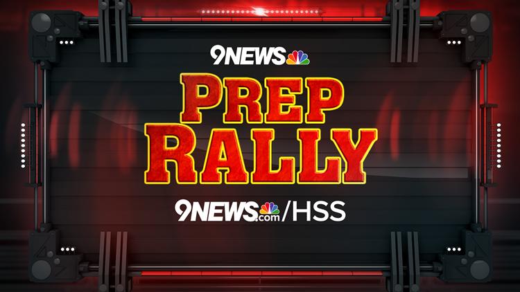 Saturday morning Prep Rally (02/23)
