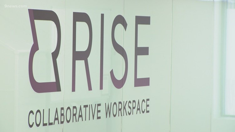 Workspace gives women safe place to conduct business