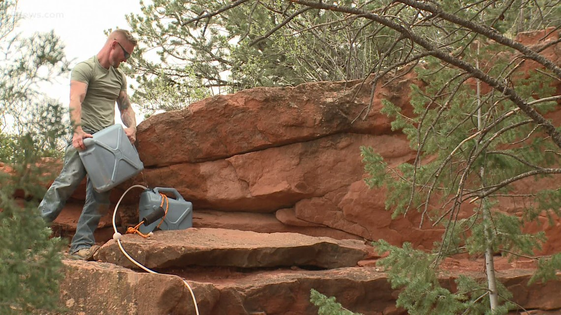 Storytellers: Father's Day hike leads to statewide movement