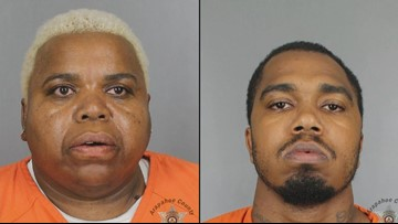 Mom, son sentenced to life in prison without parole for killing witness to pot shop robbery