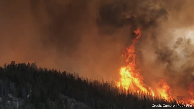 Cameron Peak Fire's potential impacts on life, safety 'major,' report says