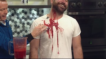 Spangler Science: Fake blood recipes just in time for Halloween