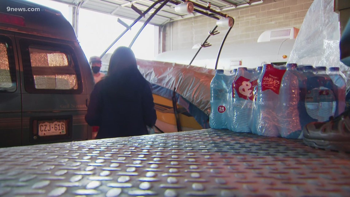 Non-profit scrambles to find new warehouse space