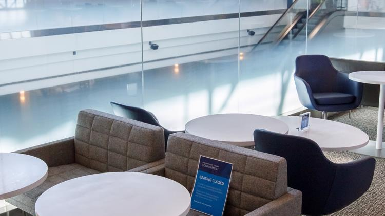 New 14,000-square-foot lounge opens at DIA