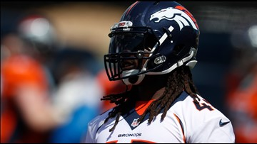 Broncos camp notes: Alexander Johnson gets first chance to temporarily replace Todd Davis