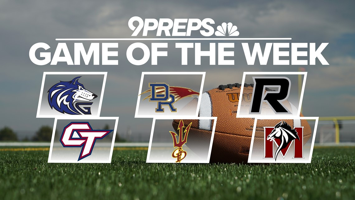 9Preps Game of the Week: Oct. 22