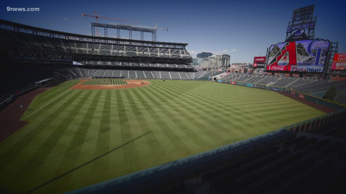 Rockies to host fans at Coors Field beginning April 1, 2021