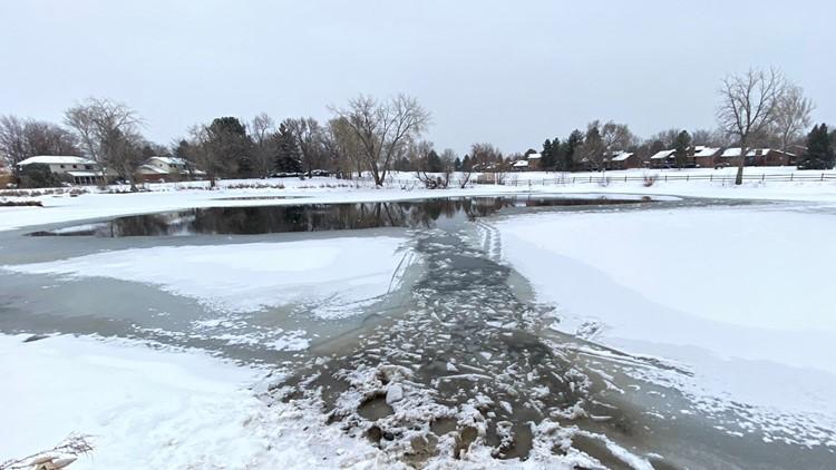 West Metro ice rescue 1