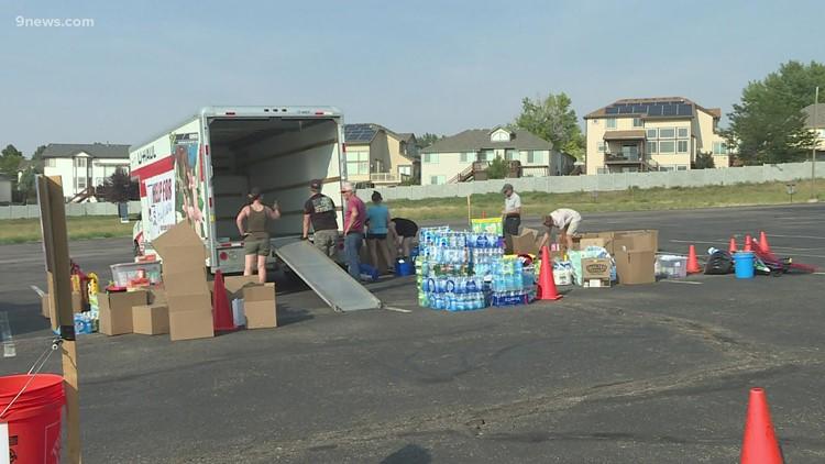 Aurora church collecting donations for Hurricane Ida victims