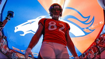 Broncos re-sign Jeff Heuerman while Shaq Barrett leaves for Tampa