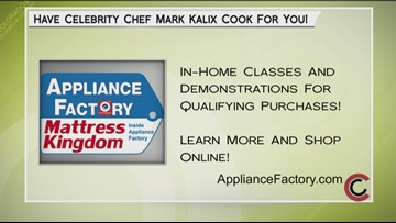 Chef Mark Kalix - Perfect Pan Steak Cooking Tip - August 21, 2019