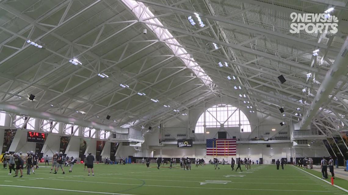 Defense, tailbacks shine in second CU spring football scrimmage