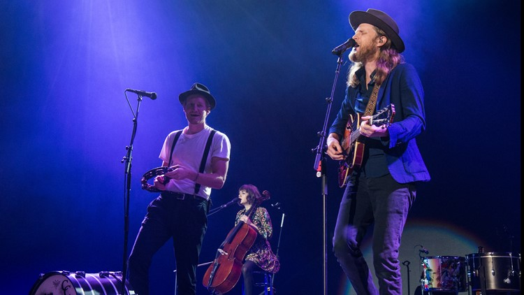 The Lumineers announce concert at Coors Field this summer