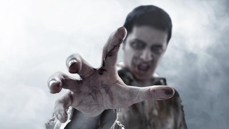 zombie iStockphoto