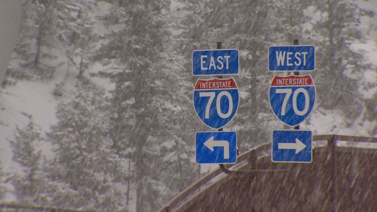Colorado's new I-70 traction law in effect from September to