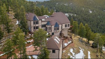Mountaintop home perched above Boulder with 'sky walk' listed for $5M