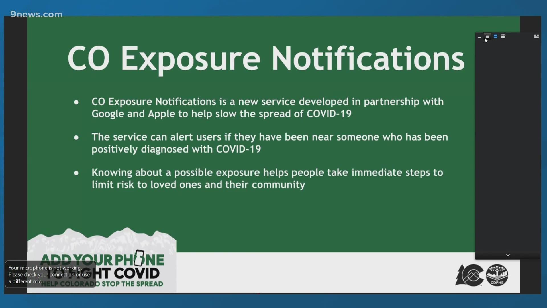 Colorado Coronavirus Douglas County Now At Level 2 Restrictions 9news Com