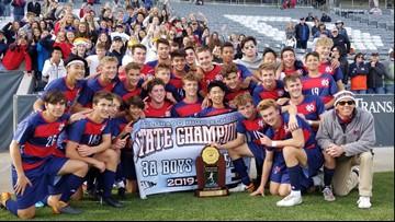 Kent Denver wins 3A boys soccer championship