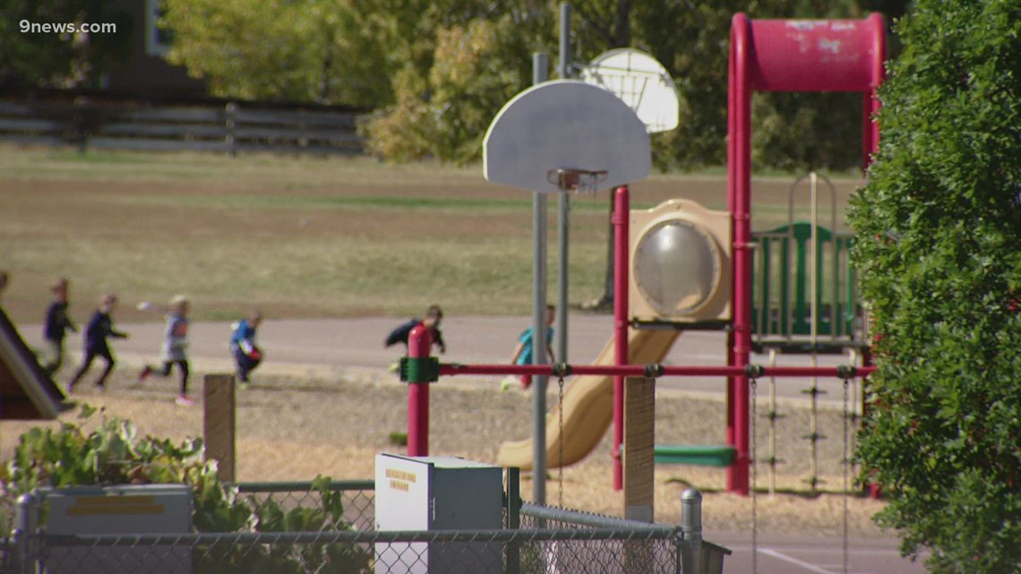First day in Dougco classrooms after commissioners lift mask mandate