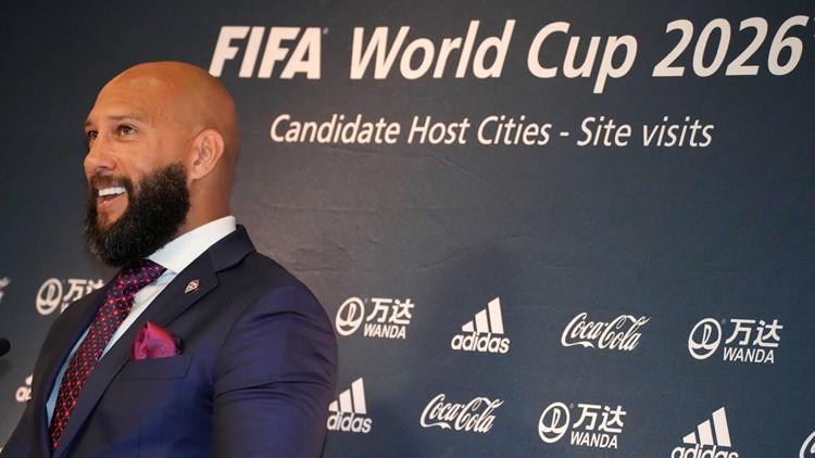 Former Rapids and USMNT goalkeeper Tim Howard leads charge to bring World Cup to Denver