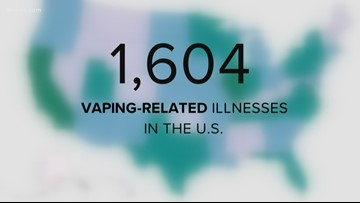 Health department looking into possible vaping death of Denver-area man