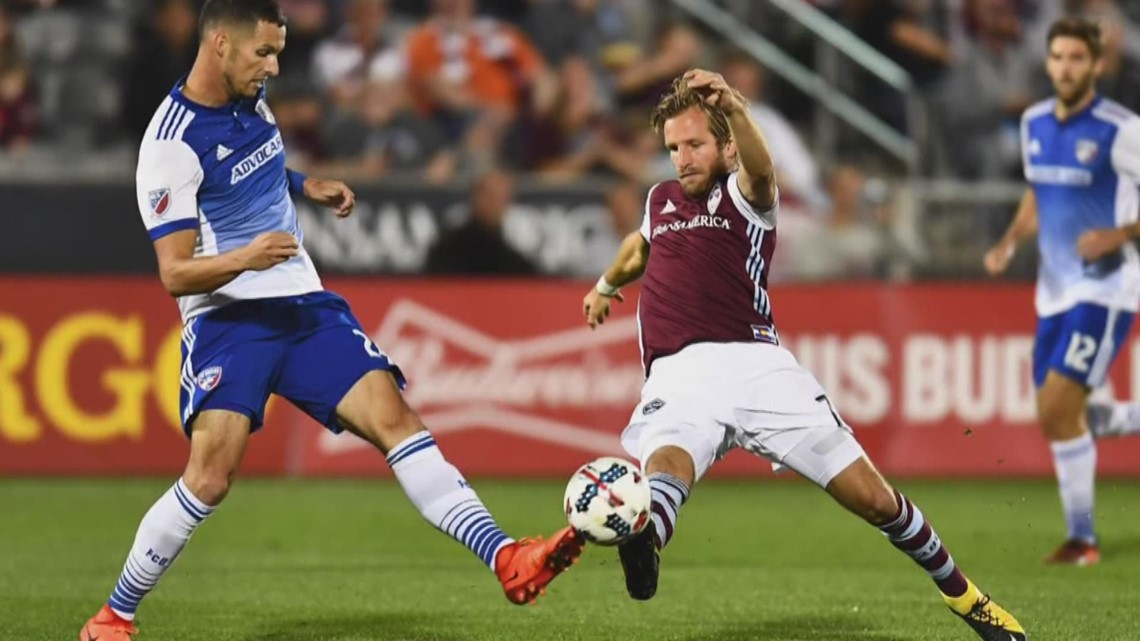 Rapids manager opens up about five-game skid, not playing midfielder Stefan Aigner