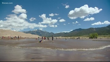 9Adventures: Great Sand Dunes National Park and Preserve