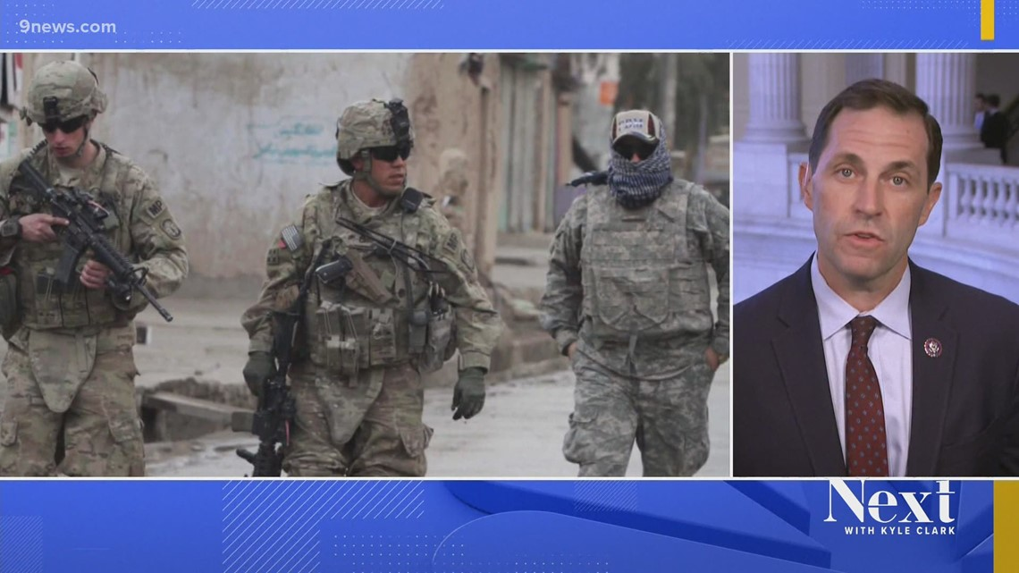 House approves Crow's Allies Act that expedites visas for Afghans who aided US forces